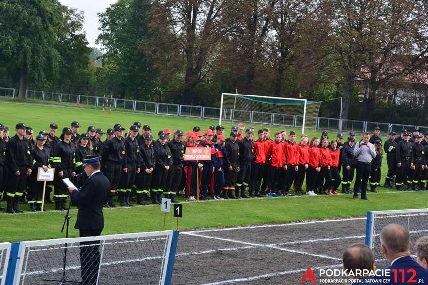 IX Powiatowe Zawody Sportowo-Pożarnicze