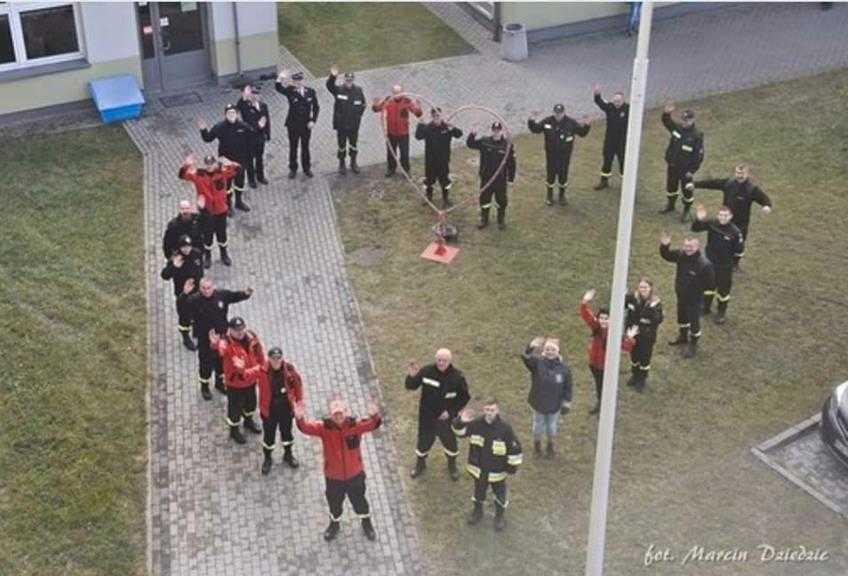 Wywiad z Strażakiem - Strażacy pomagający chorym onkologicznie-Stowarzyszenie Strażacy Wspólnie Przeciw Białaczce