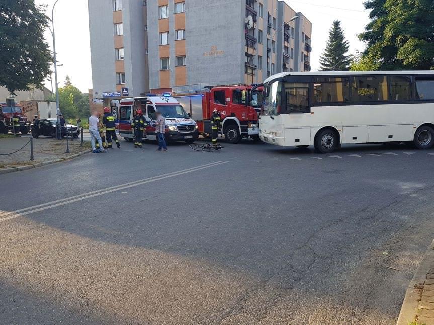 Śmiertelne potrącenie rowerzysty w Krośnie