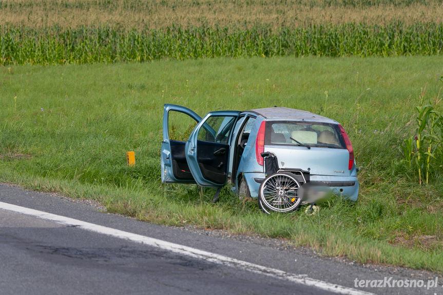 Tragiczny wypadek drogowy w Zarszynie