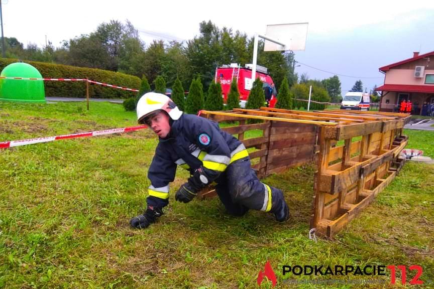 Zawody najtwardszy strażak we Wrocance