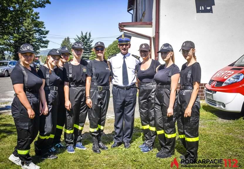 Zawody sportowo-pożarnicze gminy Dukla